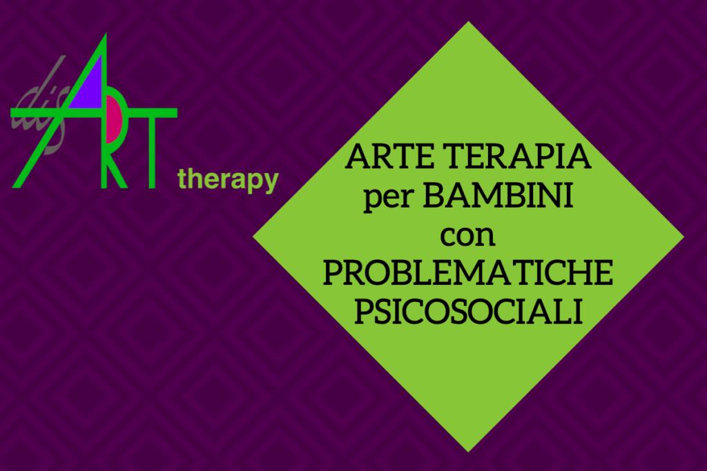 Arteterapia per bambini e ragazzi con disabilità psico-sociali: Dis-Art therapy